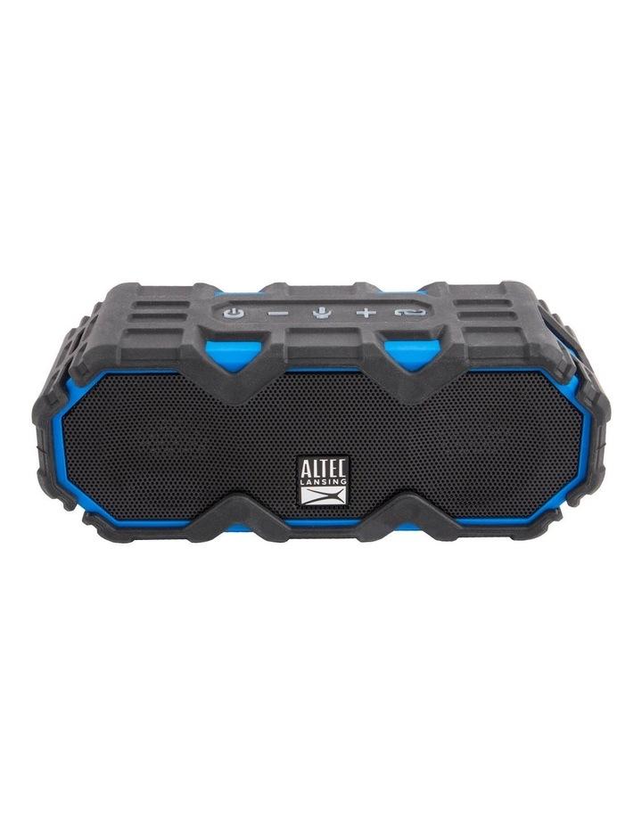 Mini LifeJacket Jolt Black/Blue - Everything Proof Rugged & Waterproof Bluetooth Speaker IMW479-RYB image 2
