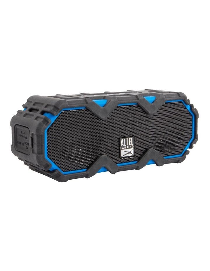 Mini LifeJacket Jolt Black/Blue - Everything Proof Rugged & Waterproof Bluetooth Speaker IMW479-RYB image 3