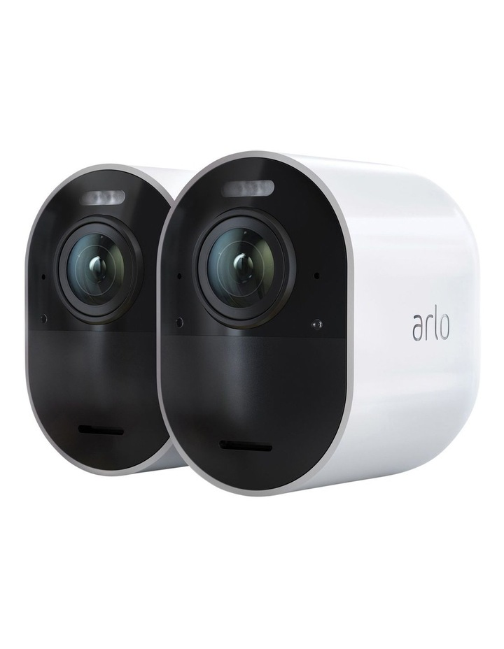 Arlo Ultra 4K Security System with Hub image 2