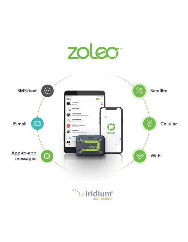 Zoleo Satellite Communicator image 7