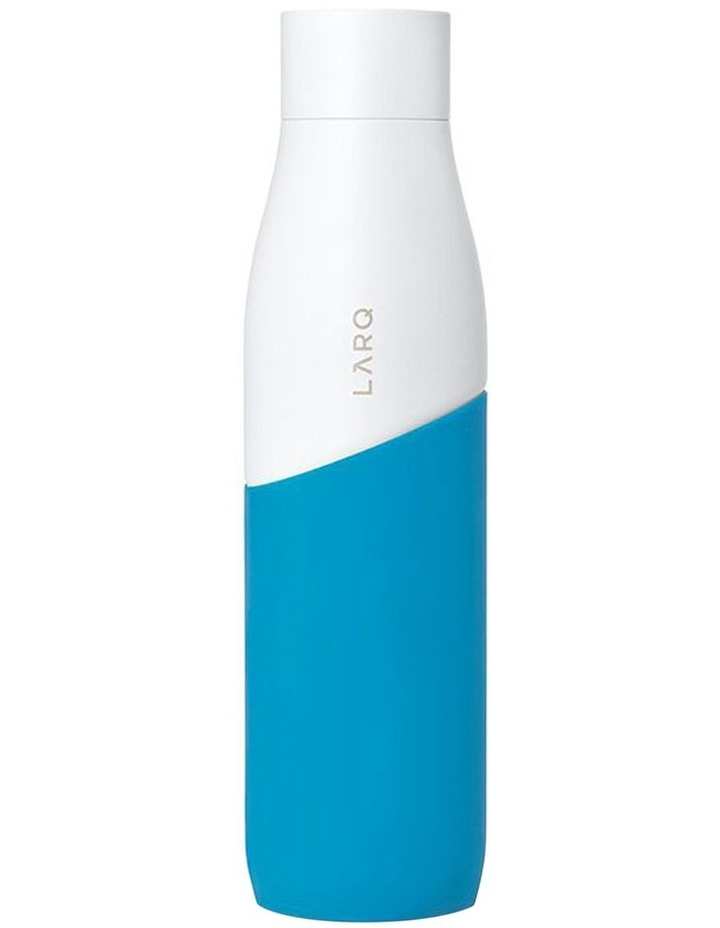 Larq Movement - Purifying Water Bottle - 710ml - White/Marine image 1