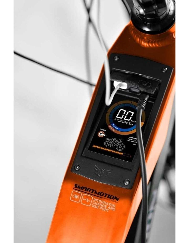 Pacer Electric Bike - Large Orange image 3