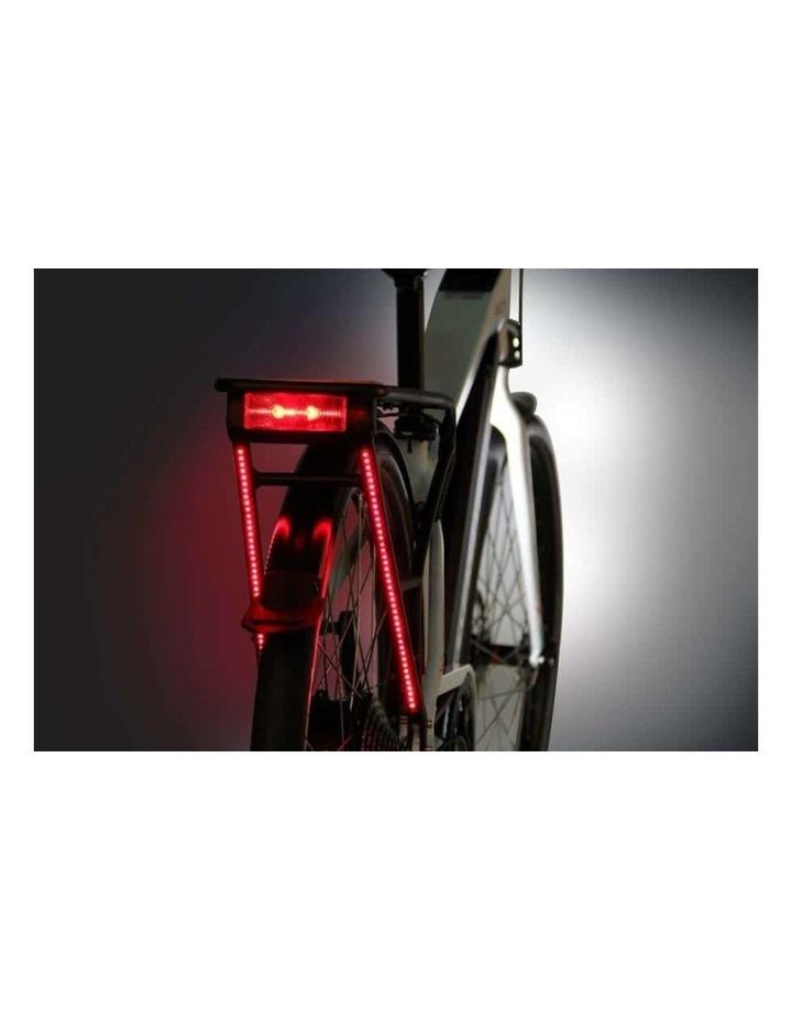 Pacer Electric Bike - Large Orange image 4