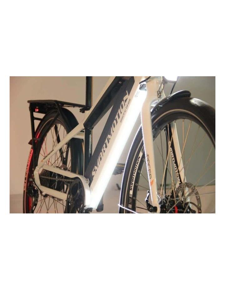 Pacer Electric Bike - Large Orange image 5