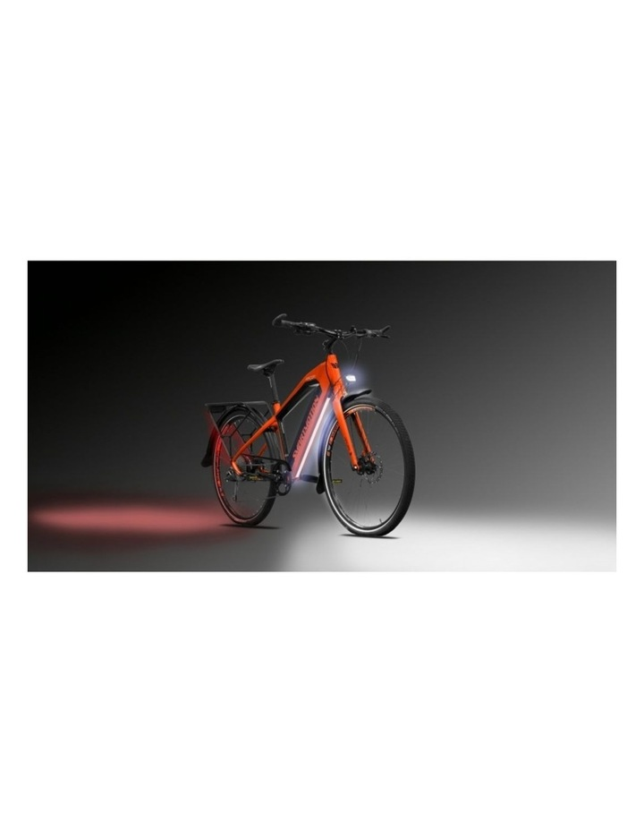 Pacer Electric Bike - Small Orange image 2
