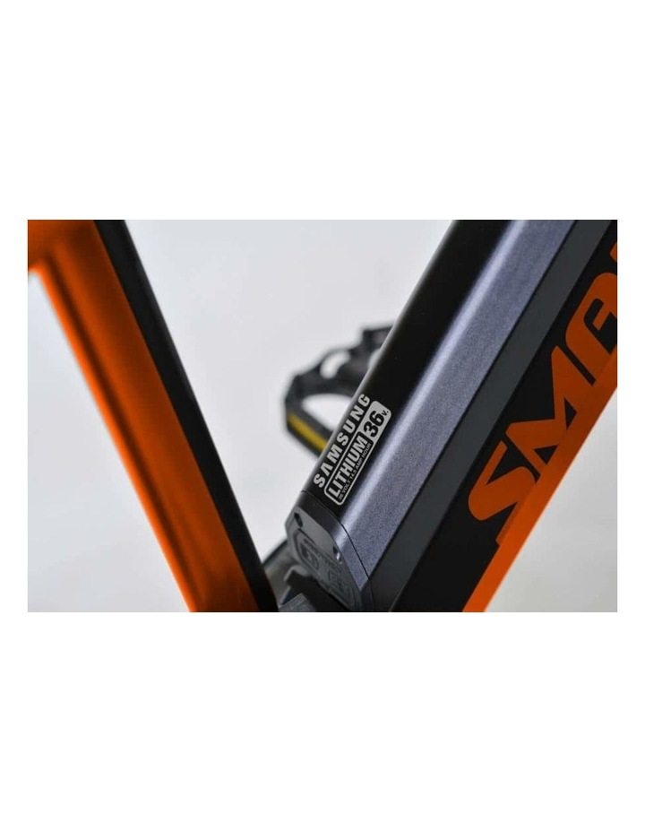 Pacer Electric Bike - Small Orange image 6