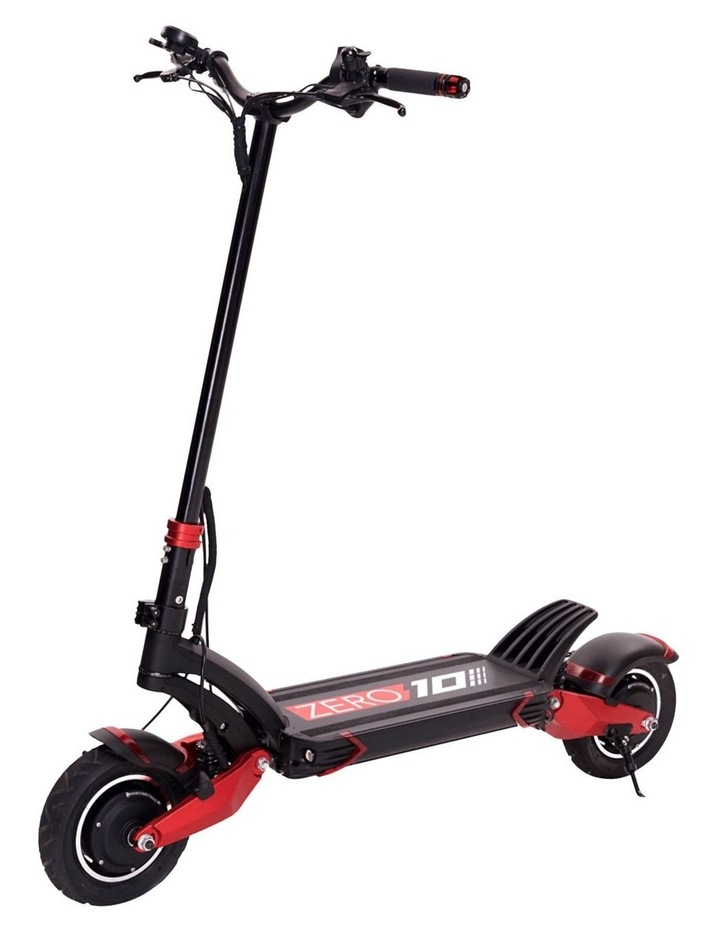 ZERO 10X Electric Scooter - 18AH image 2