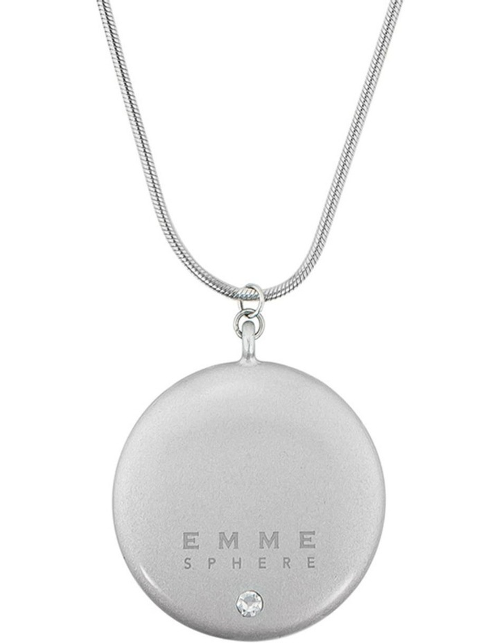 Hemisphere Necklace - Silver image 1