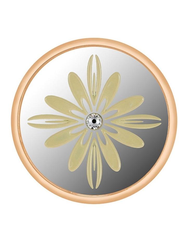 Qliq Filigree Daffodil - Gold image 1