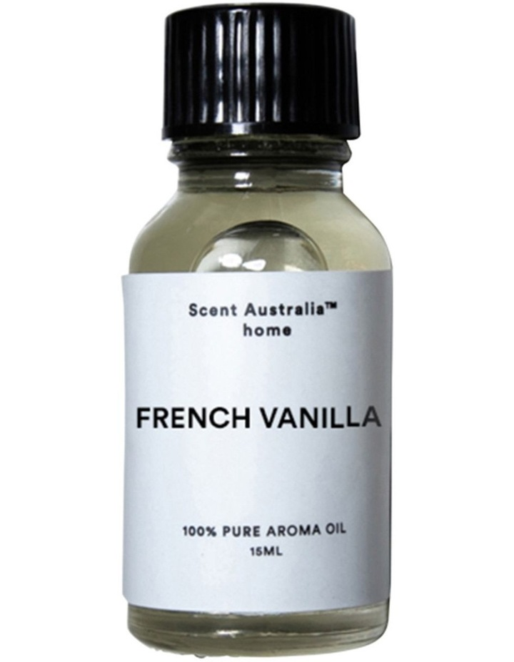 SCENT French Vanilla Oil 15ml image 1