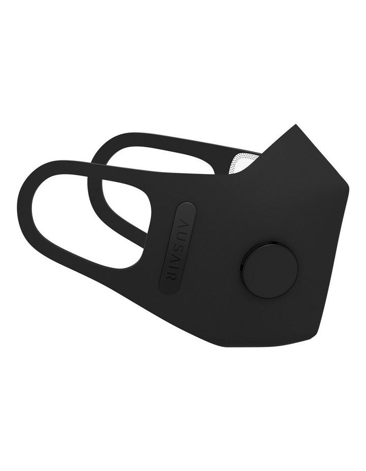 Airflex Black Foam Face Mask image 1