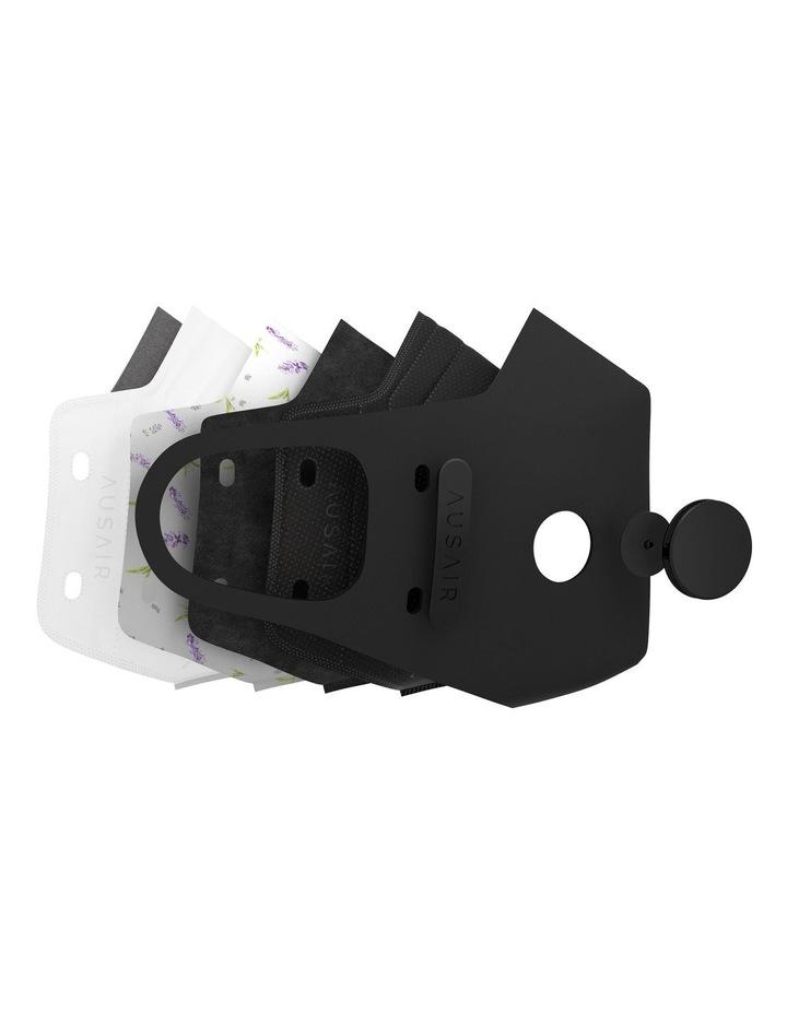 Airflex Black Foam Face Mask image 2