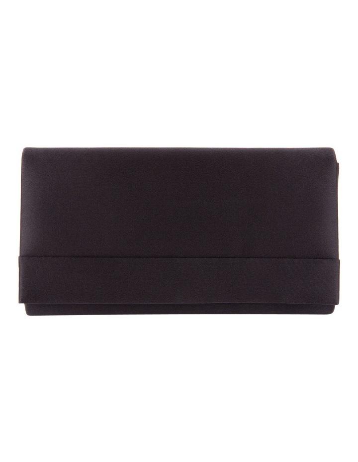Doris Black Silk Bag image 1