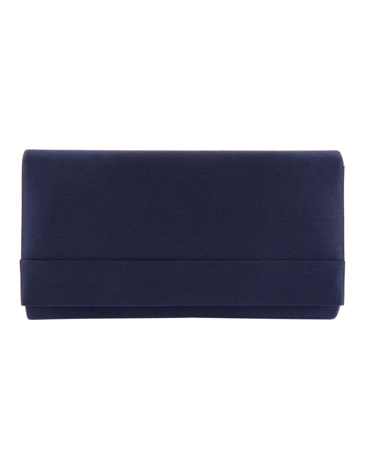 Doris Navy Silk Bag image 1