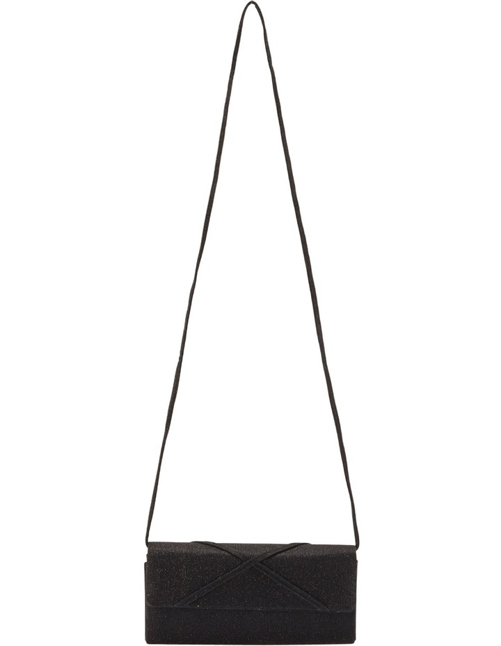 Lacy Black Glimmer Bag image 3