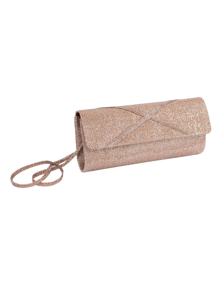 Lacy Champagne Sparkle Bag image 2