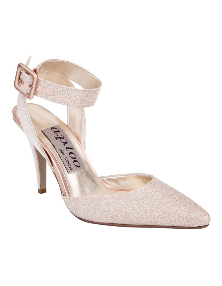 Bant 2 Nude Glimmer Pump image 2