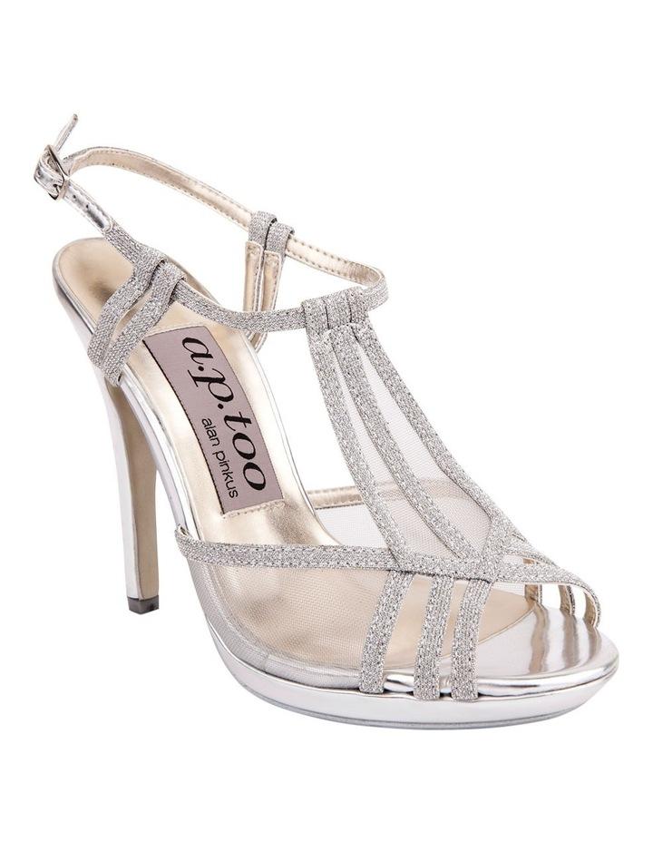 Shae 2 Silver Glimmer Sandal image 2
