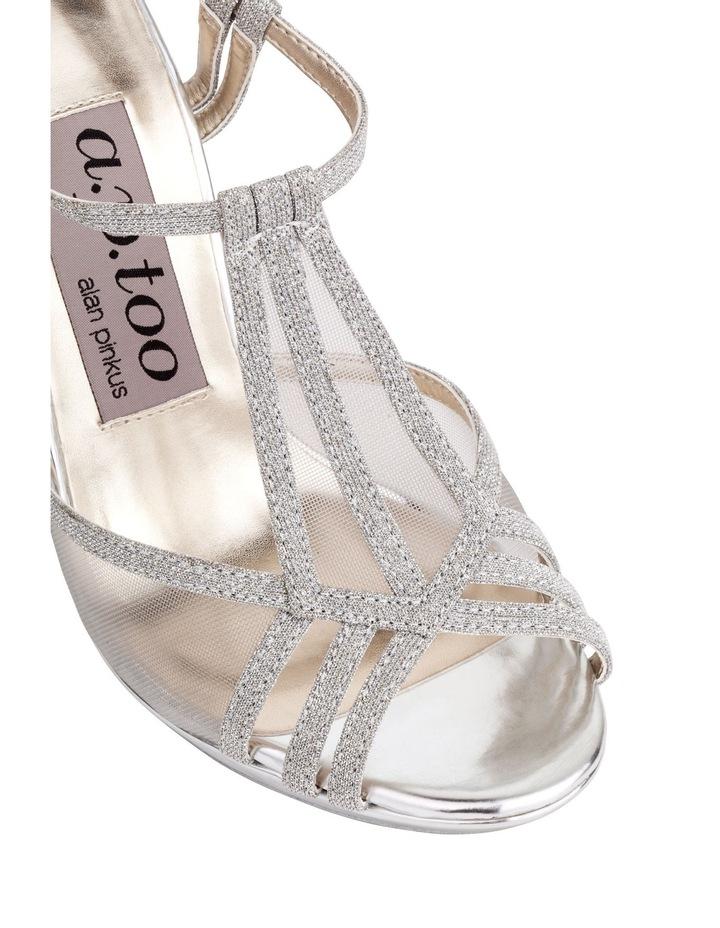 Shae 2 Silver Glimmer Sandal image 4
