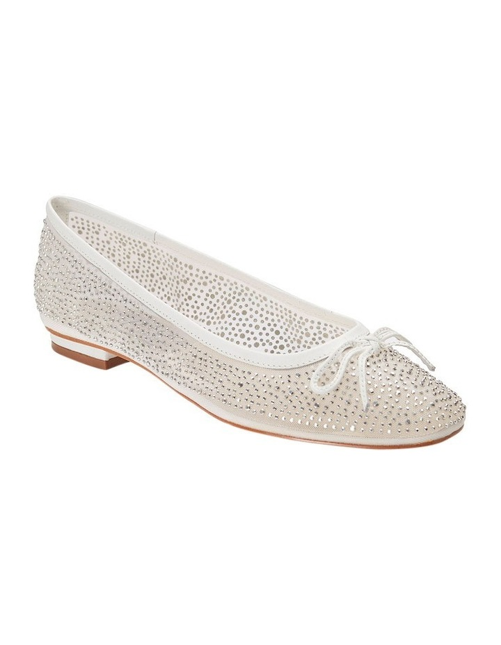 Twinkle White Glove Pump image 2
