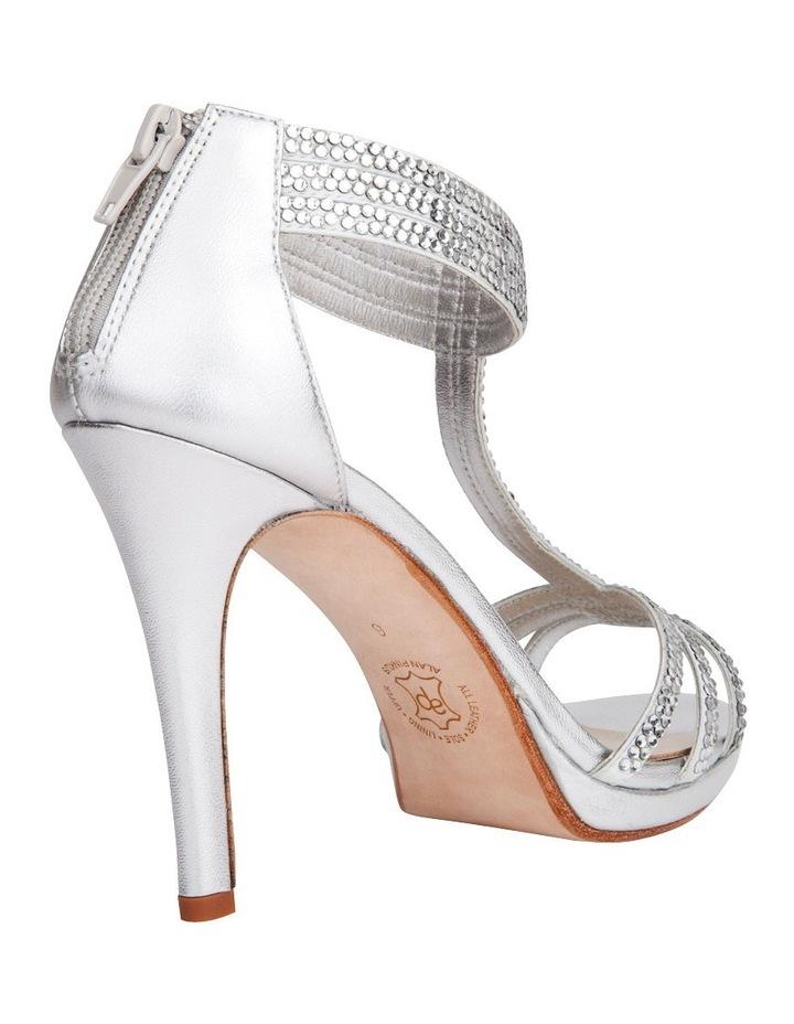 Ideal Silver Metal Sandal image 3