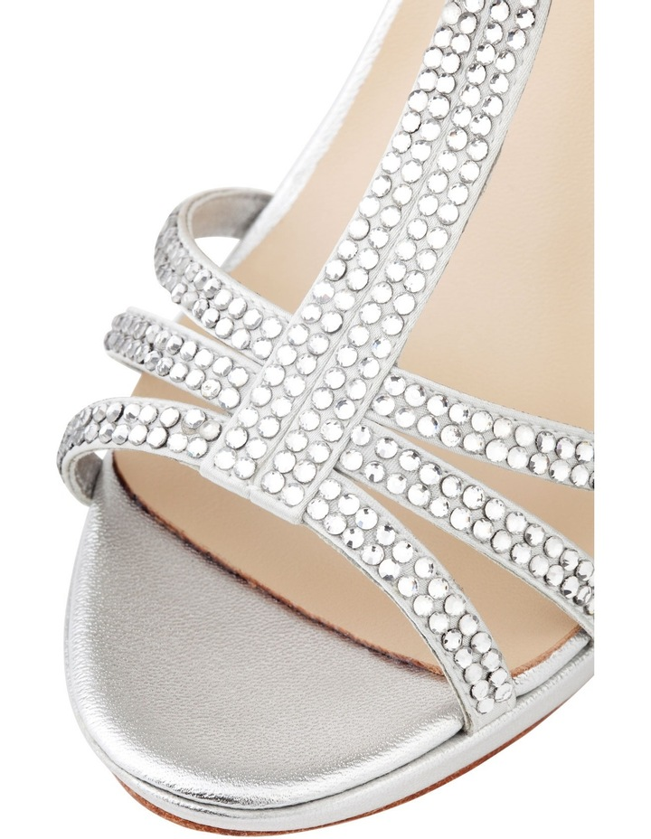Ideal Silver Metal Sandal image 4