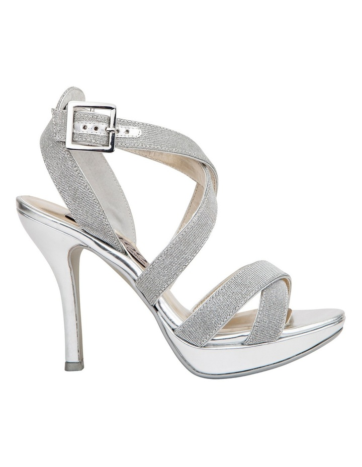 A.P.Too Wrap Silver Glimmer Sandal image 1