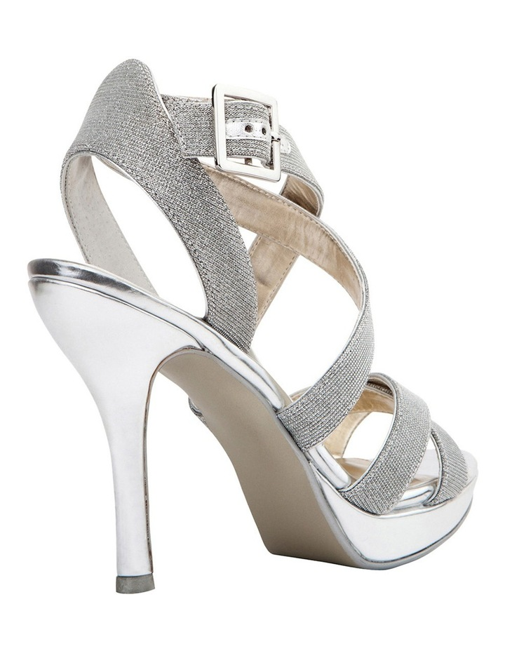 A.P.Too Wrap Silver Glimmer Sandal image 3