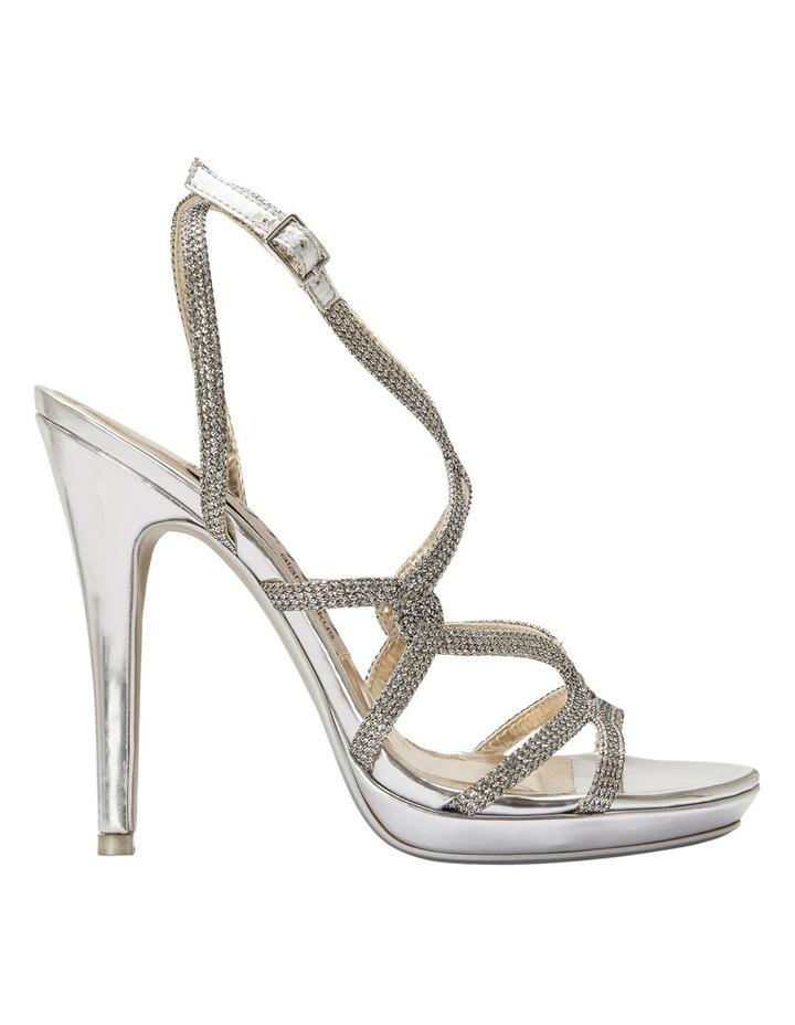 Stella Silver Sparkle Sandal image 1
