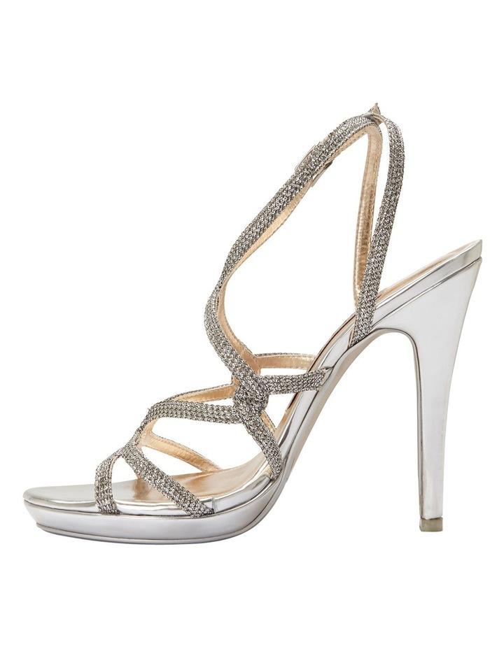 Stella Silver Sparkle Sandal image 7