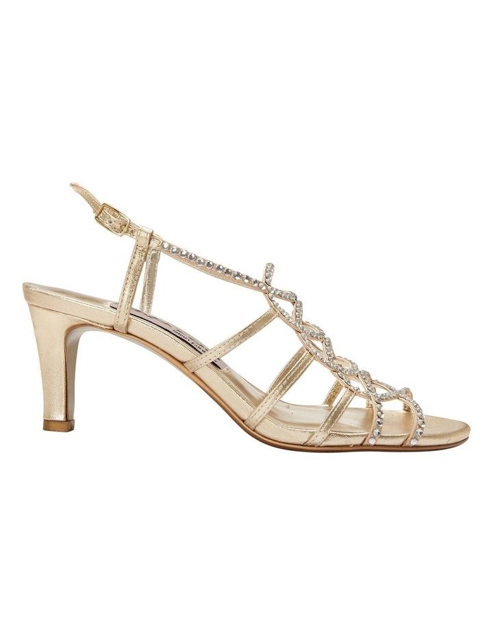 A.P.Too Utopia Gold Metallic Sandal image 1