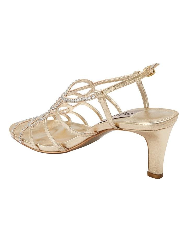 A.P.Too Utopia Gold Metallic Sandal image 3