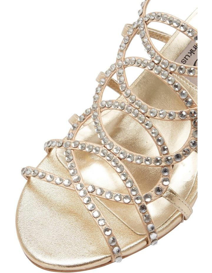 A.P.Too Utopia Gold Metallic Sandal image 4