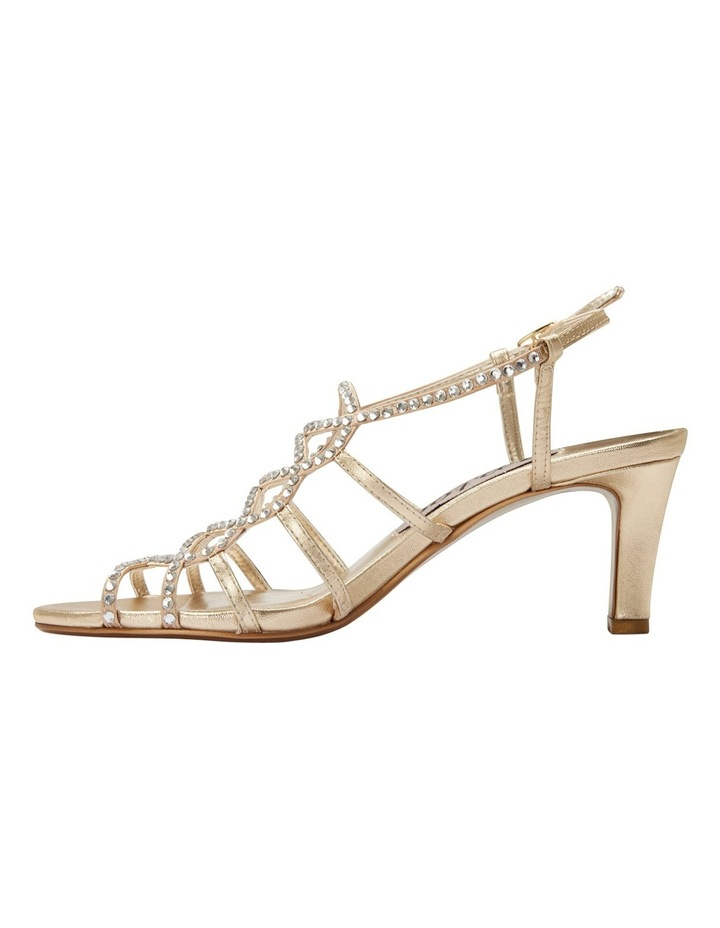 A.P.Too Utopia Gold Metallic Sandal image 7