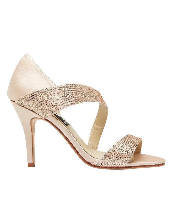Lotus Pink Silk Sandal image 1