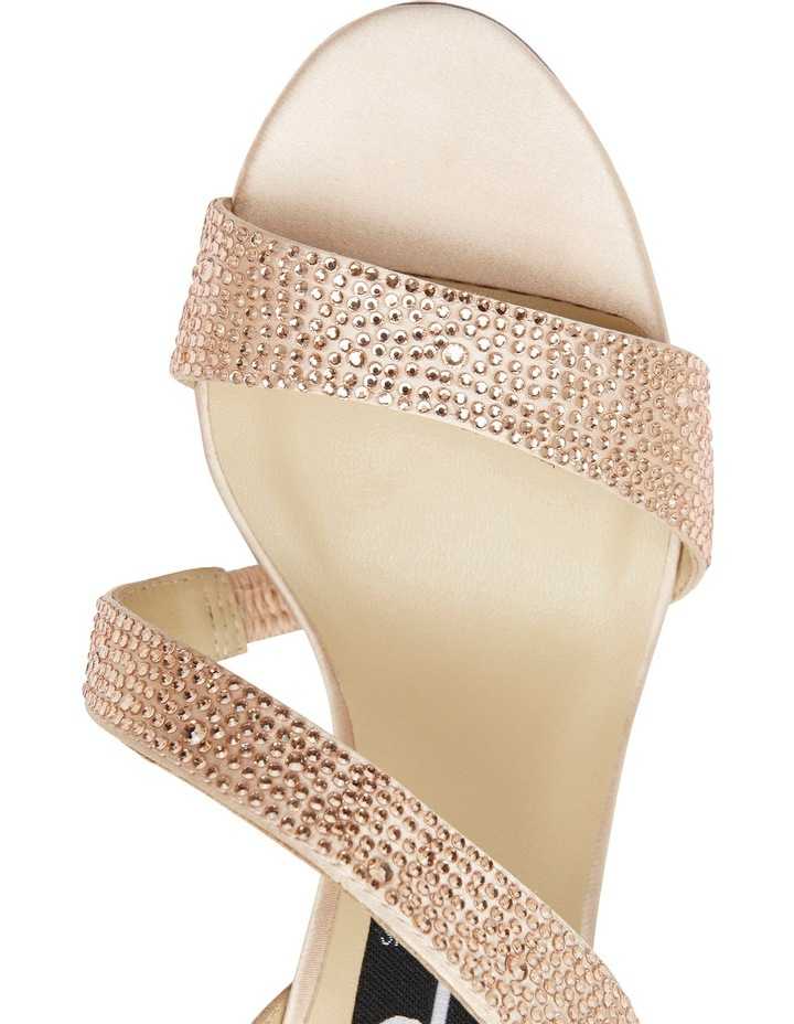 Lotus Pink Silk Sandal image 4