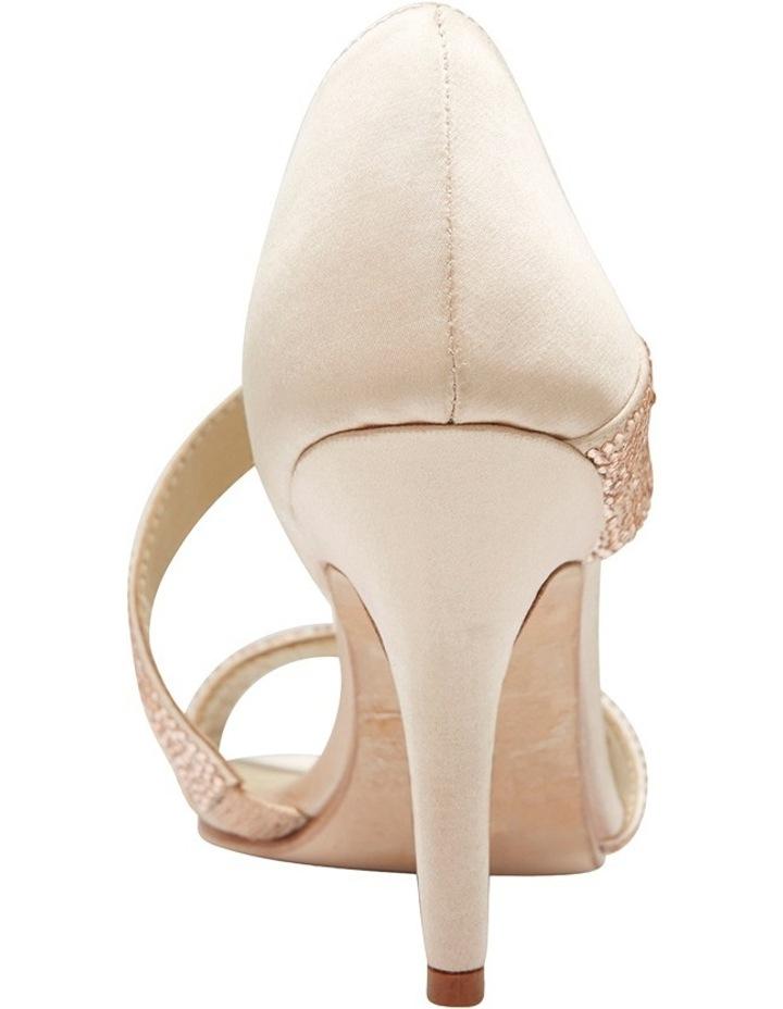 Lotus Pink Silk Sandal image 7