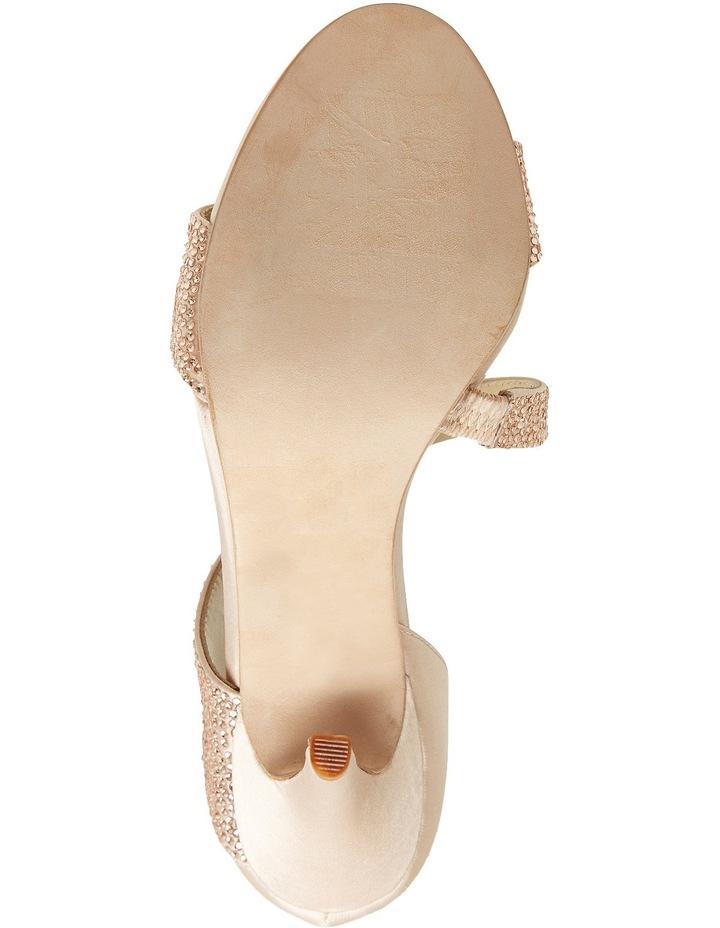 Lotus Pink Silk Sandal image 8