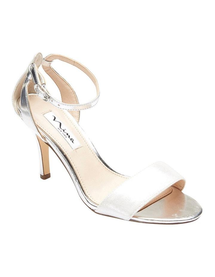 Nina Venetia Silverstar Reflective Sandal image 2