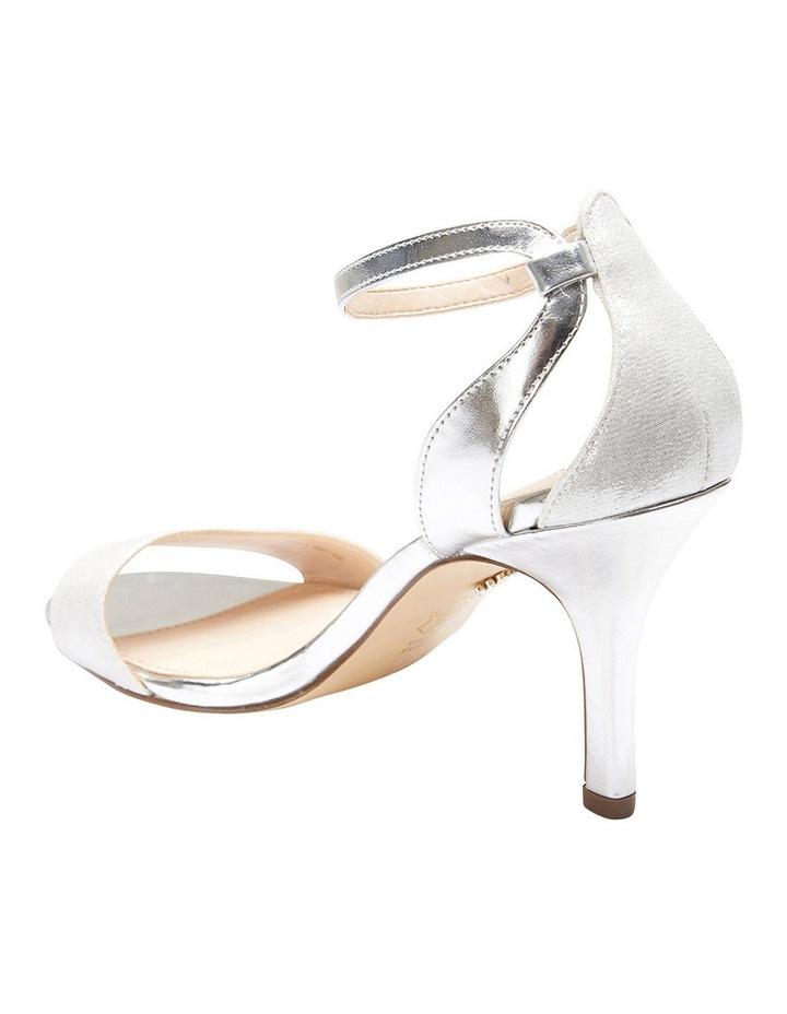 Nina Venetia Silverstar Reflective Sandal image 4