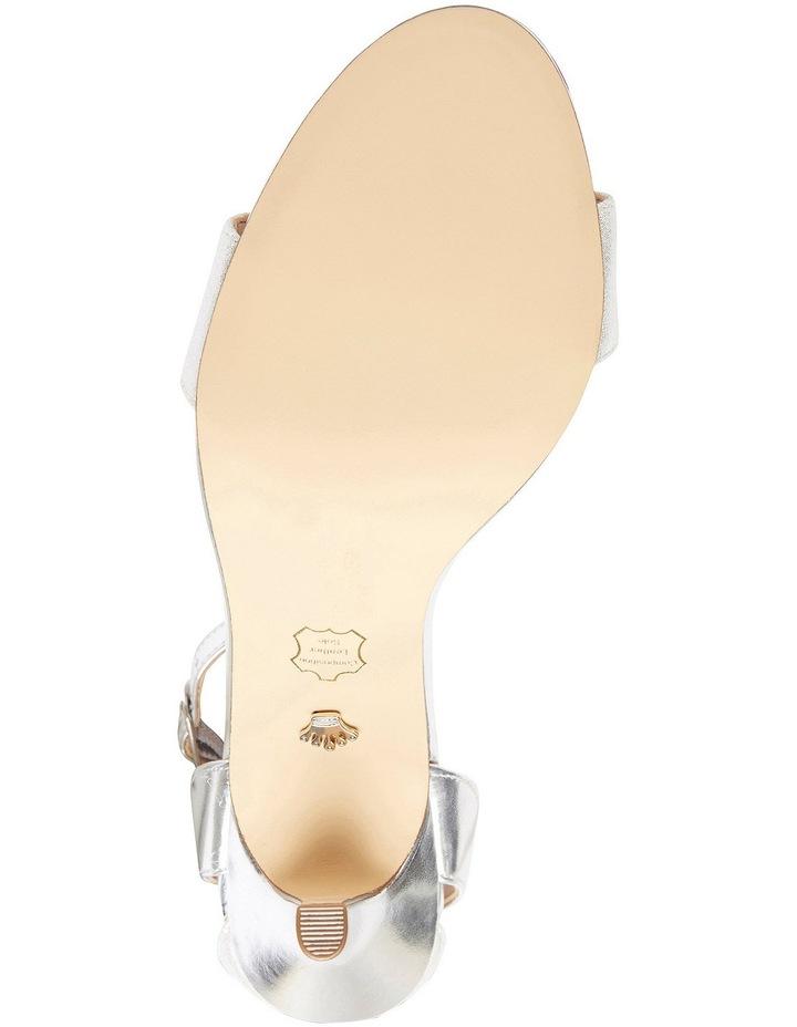 Nina Venetia Silverstar Reflective Sandal image 6
