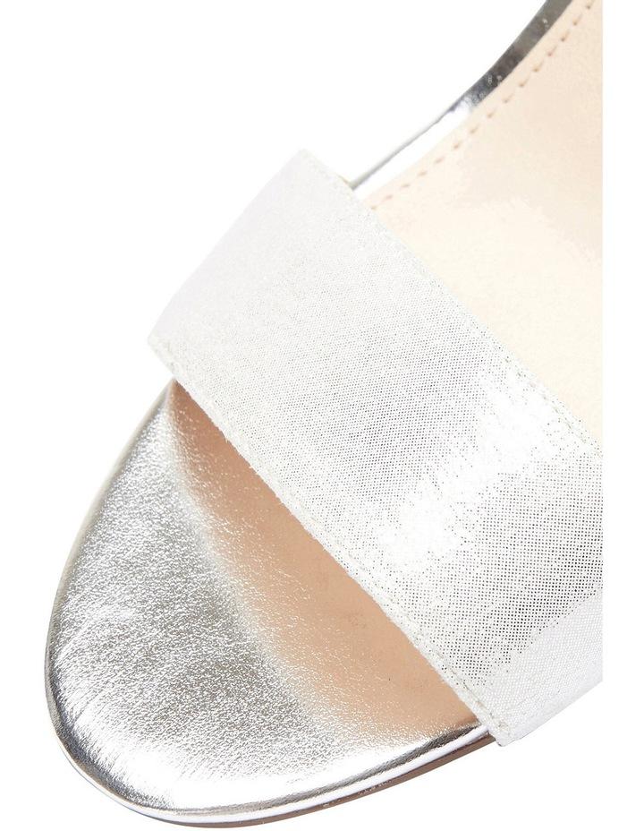 Nina Venetia Silverstar Reflective Sandal image 8