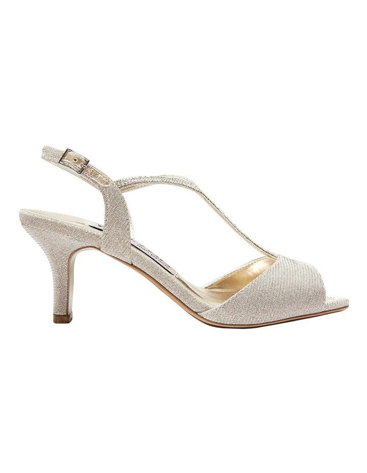 A.P.Too Delicia Nude Glimmer Sandal image 1