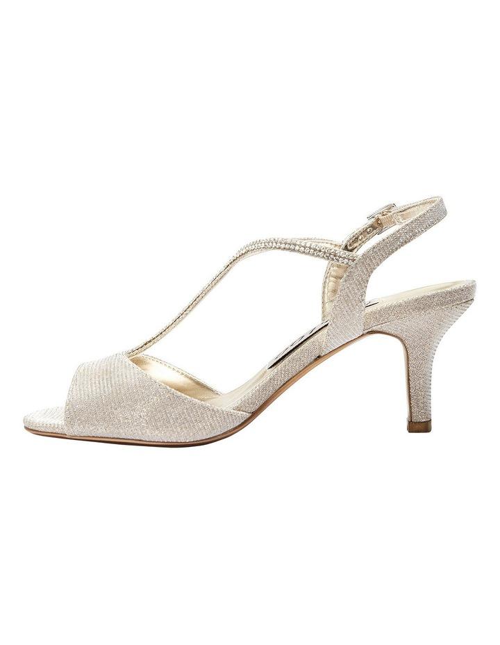 A.P.Too Delicia Nude Glimmer Sandal image 3