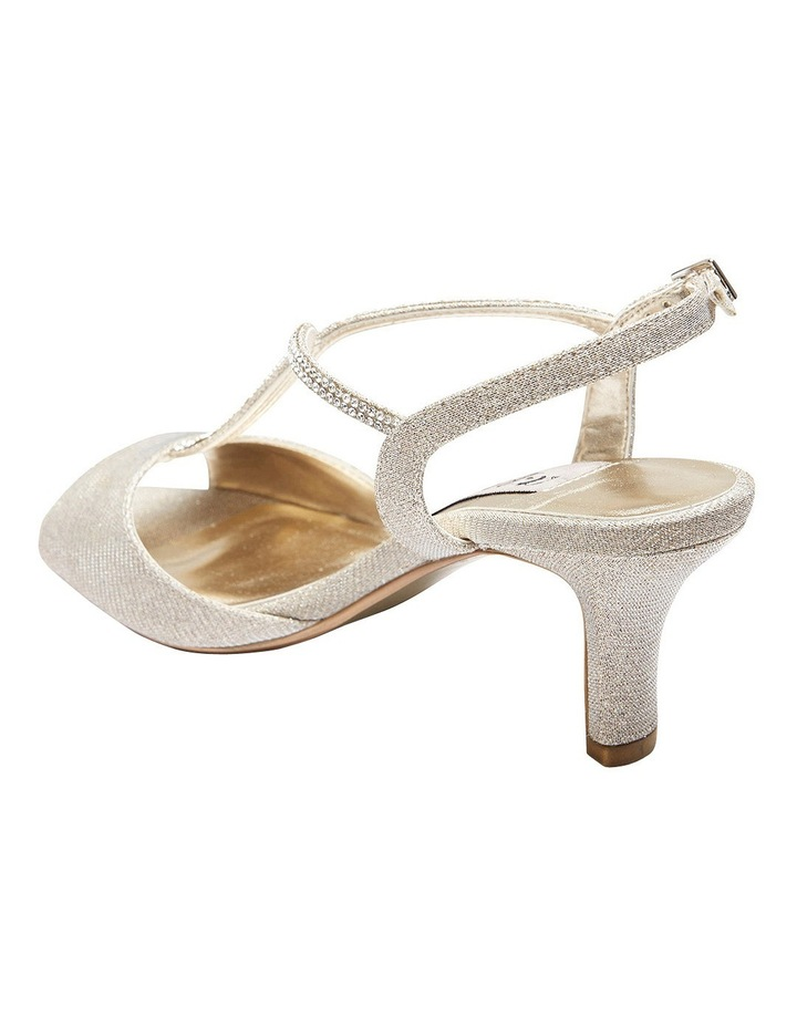 A.P.Too Delicia Nude Glimmer Sandal image 4
