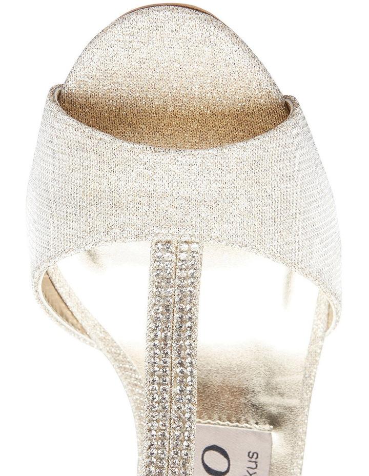 A.P.Too Delicia Nude Glimmer Sandal image 7