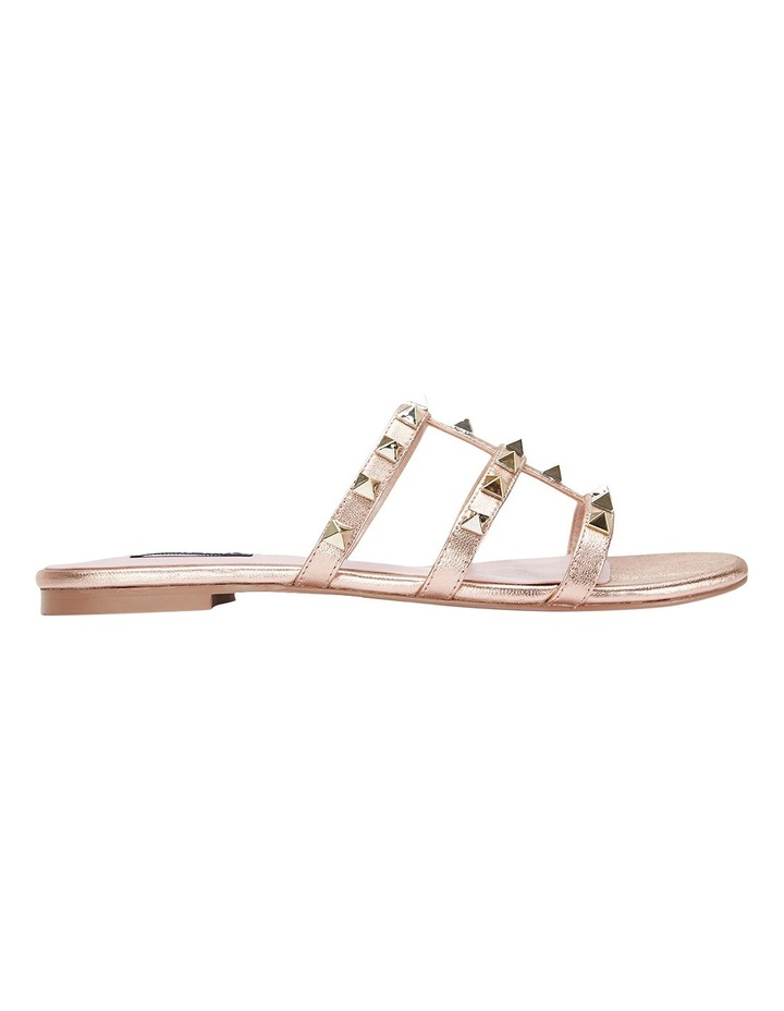 Spain rose gold sandal image 1