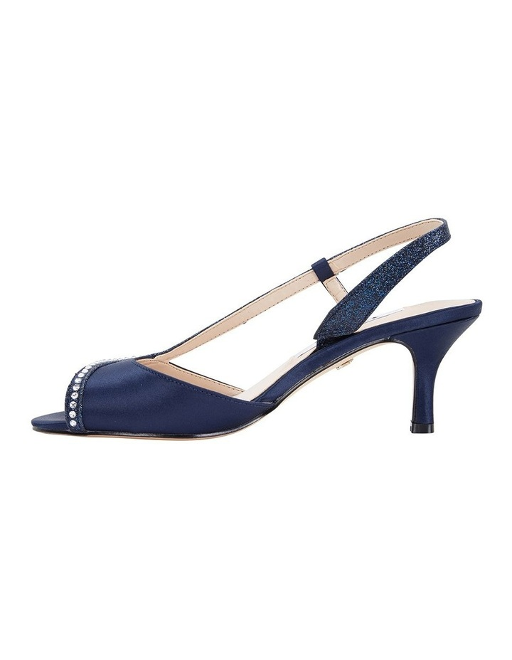 Cabell New Navy Satin Pump image 3