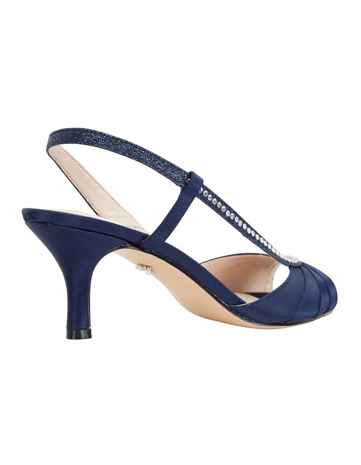 Cabell New Navy Satin Pump image 5