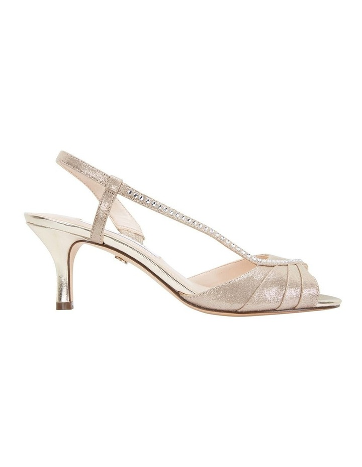 CABELL Taupe Ref Suedette Pump image 1